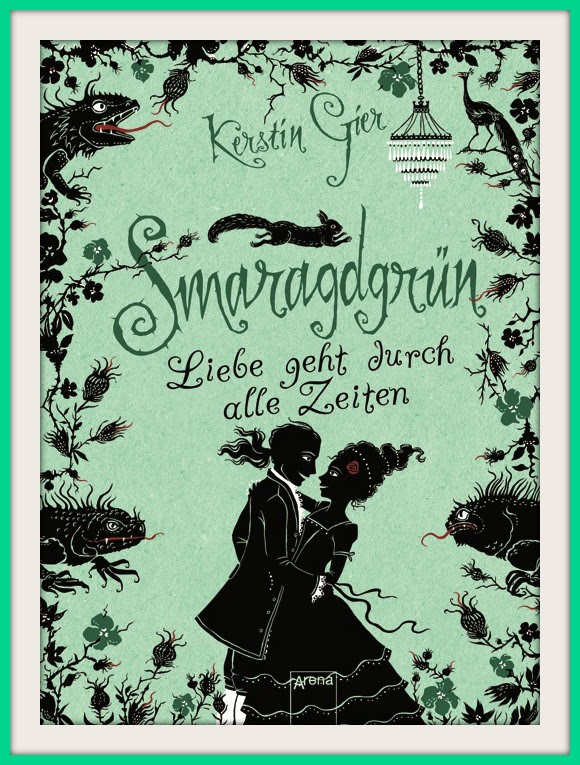 Cover: Smaragdgrün | Kerstin Gier