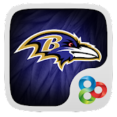 BaltimoreRavensGOLauncherTheme
