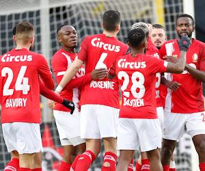 Le Standard de Liège poursuit sa marche en avant