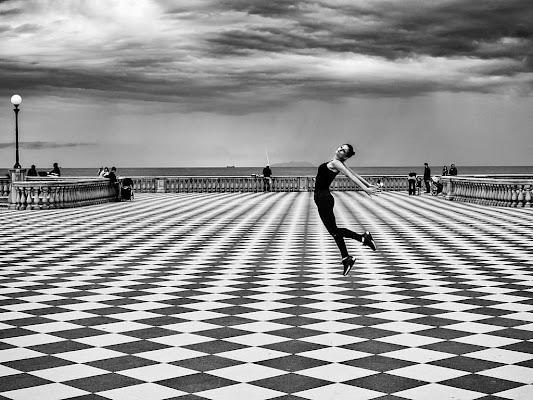 Tra cielo e terra di Francesco_Segantini