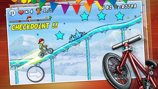 BMX Boy screenshot 2