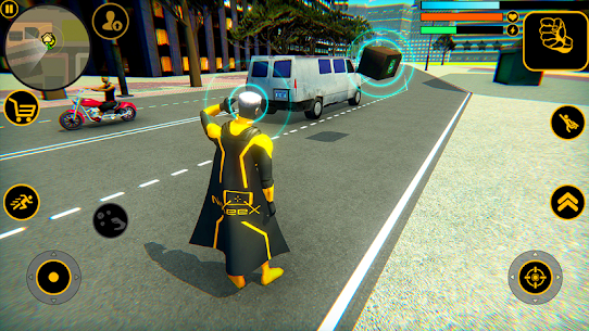 Naxeex Superhero Apk Download For Android and Iphone 3