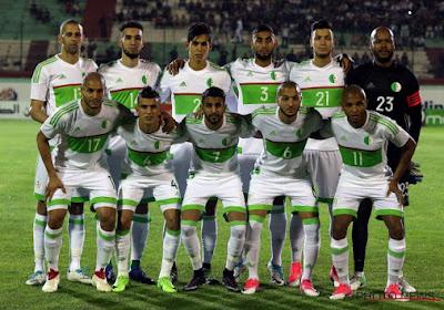 CAN: Grosse prestation de l'Algérie, le Libéria dépasse la RDC et le Congo