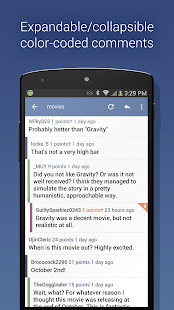 BaconReader for Reddit- screenshot thumbnail