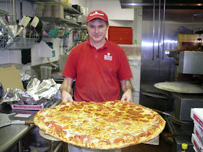 "Photo: www.PinosOC.com OceanCity Maryland USA 28"" pizza for $35.99"