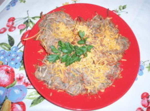 Baked Potato Patties Recipe