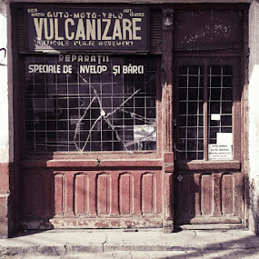 Old Store #streetphotography  #decay #old  #city #architecture  #urbanlandscape by Alex Cruceru - Instagram & Mobile Instagram
