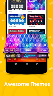 Emoji Keyboard - Cute Emoticon - náhled