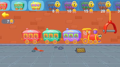 Railway: train for kids 1.0.5 screenshots 2