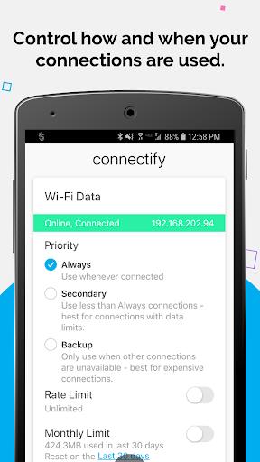 Speedify - Bonding VPN 7.2.2.6789 screenshots 3