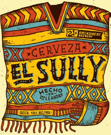 Logo of 21st Amendment El Sully
