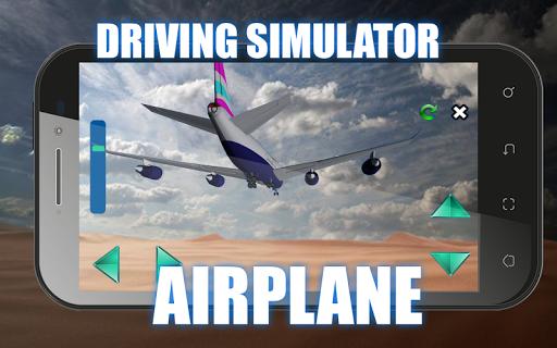 Driving Simulator Airplane