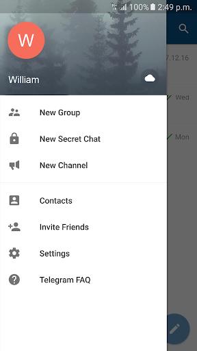 Chat Me - Instant Messenger 1 screenshots 1
