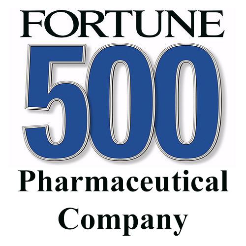 Fortune 500 Pharmaceutical