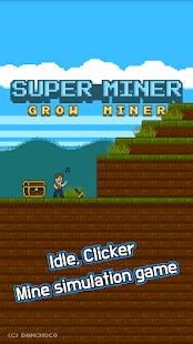 Super Miner : Grow Miner - náhled