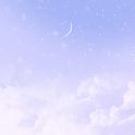 [임샤인] 파스텔 멜로우 예쁜 하늘 카카오톡 테마 (kakaotalk theme) icon