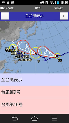West Pacific Typhoon