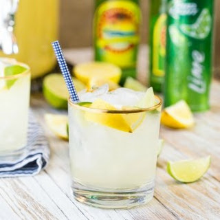 Ginger Beer Party Punch.