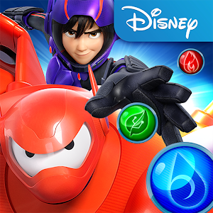 BIG HERO 6: BOT FIGHT APK MOD V2.6.7