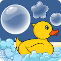 Bubbles game - Baby games icon