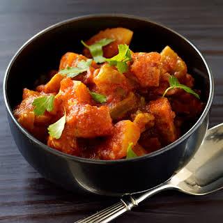 Slow Cooker Italian Chicken Sausage Stew.