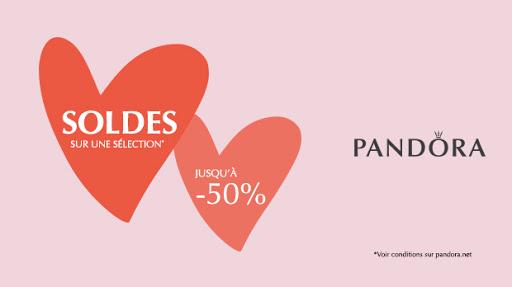 Soldes Pandora