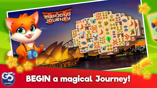 Mahjong Journey: A Tile Match Adventure Quest Screenshot
