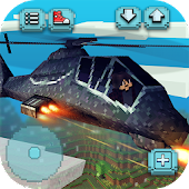 Gunship Craft: War Helicopter Flying & Shooting