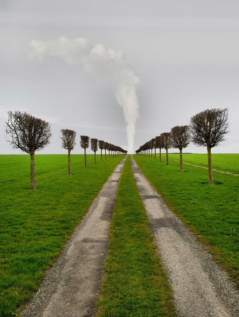 La strada a vapore di tonino_de_rubeis