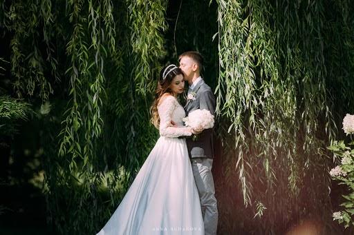 Свадебный фотограф Анна Руданова (rudanovaanna). Фотография от 21.01.2018