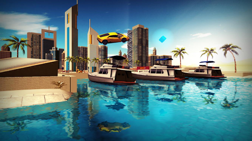 Dubai City Driving Simultor 3D