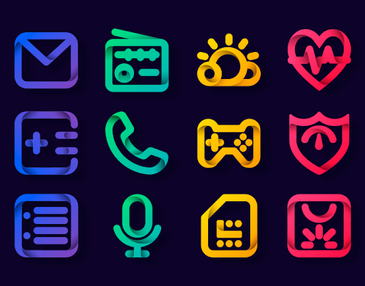 Linebox - Icon Pack 1.0.8 screenshots 6