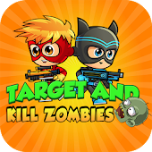Target and Kill Zombies