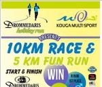 Drommedaris Holiday Run 10km Race & 5km Fun Run : Drommedaris