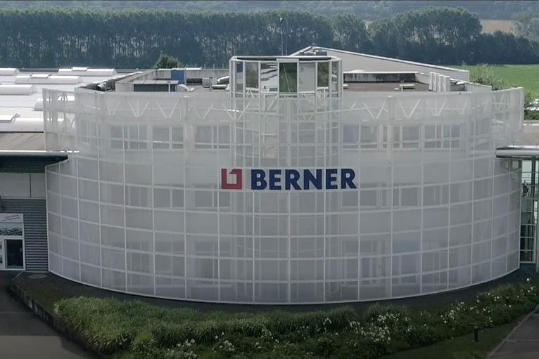 Présentation de l'entreprise Berner