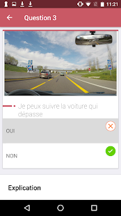 Code de la route 2019 Capture d'écran