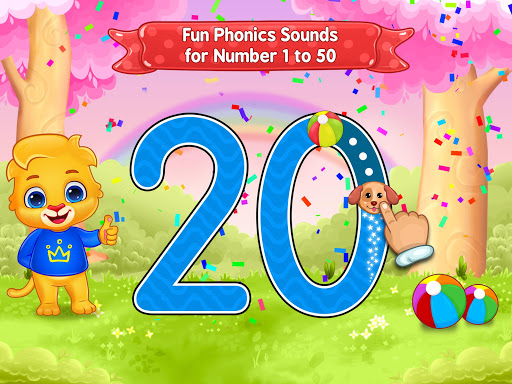 123 Numbers - Count & Tracing 1.4.0 screenshots 9