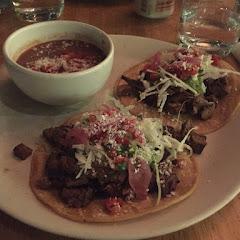 GF steak tacos