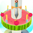 Helix Knife-Leisure Jump Tower Fruits Hit Aa Games apk