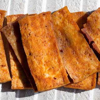 Dehydrated Tofu Jerky