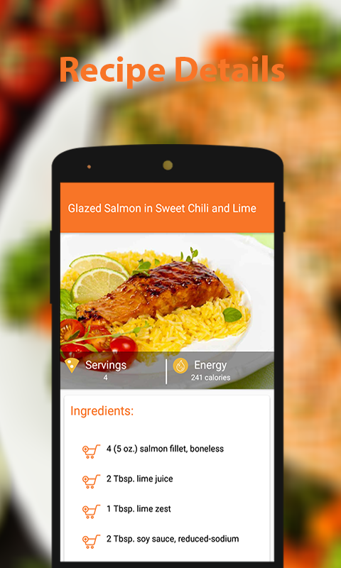 Salmon Recipes- screenshot