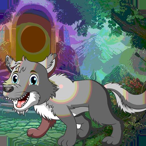 Kavi Escape Game 530 Find Wolf Game