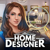 Home Designer Free Dream House Hidden Object Decor