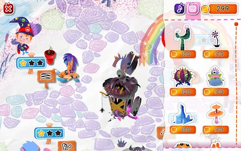 STABILO -  Monster Zoo- screenshot thumbnail
