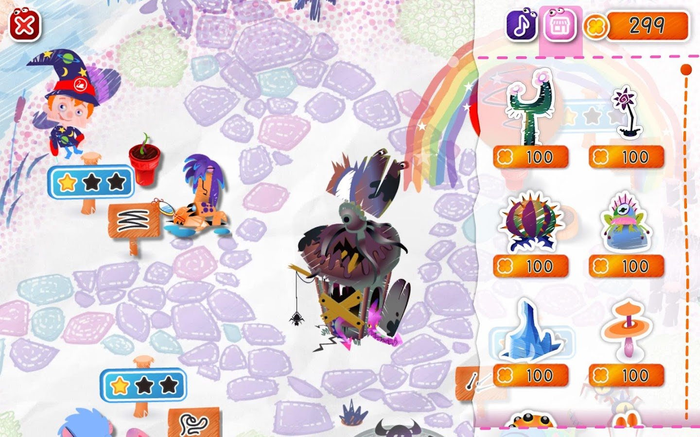 STABILO -  Monster Zoo- screenshot
