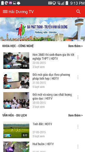 Hải Dương TV