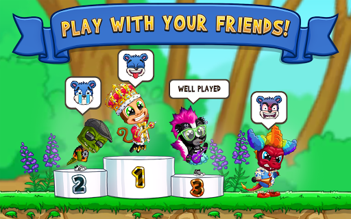 Fun Run 3 - Multiplayer Games 3.4.5 screenshots 8