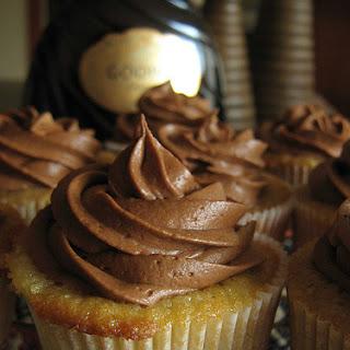 Godiva Liqueur Chocolate Cupcakes