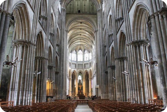 Руанский собор (Rouen Cathedral ) - кафедральный собор Руана