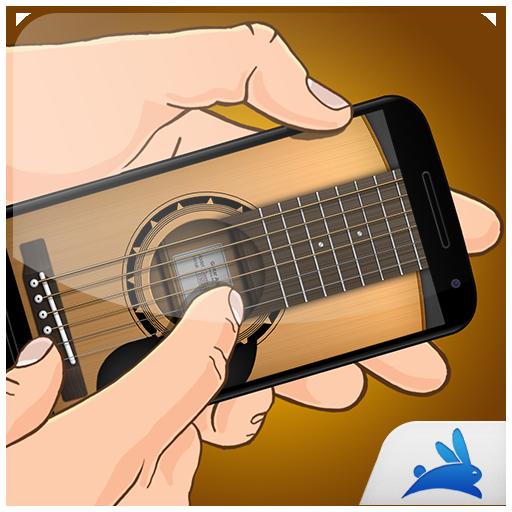 弹吉他模拟器 模擬 App LOGO-APP試玩
